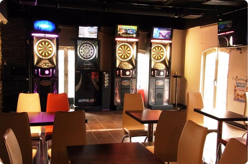 Natural Nain CHIBA & darts cafe AROMA